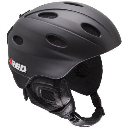 R.E.D Adult Frequency Helmet Black Small