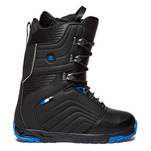 Load image into Gallery viewer, DC Men's Scendent Lace Up Snowboard Boots, Black/Blue, 10