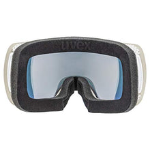 Load image into Gallery viewer, Uvex Compact FM Ski Goggle 2019 - Prosecco Matte Frame with FM Orange Lens