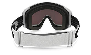 Oakley Line Miner XM Snow Goggles Matte White with Prizm Torch Iridium Lens