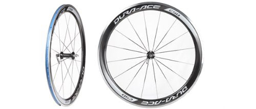Shimano Dura-Ace F&R 11-speed Wheelset WH-9000-C60-CL-Front and Rear Clincher