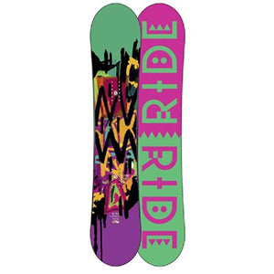 Ride Omg Snowboard Women's 147