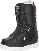 Load image into Gallery viewer, DC Search BOA Snowboard Boots Black Womens Sz 8.5