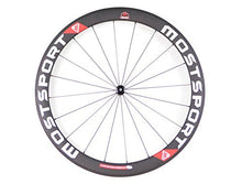 Load image into Gallery viewer, MOSTSPOR 50mm Tubular Carbon Wheels DT350 Hubs Sapim Cx-ray Spokes