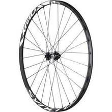 Load image into Gallery viewer, Syncros 2015 XR1.0 Carbon Mountain Bicycle Front Wheel - 228420 (Black - 26 Inch)