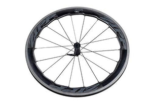 Zipp 454 Nsw Carbon Clincher Rear 24 Spokes Impress Graphics: Black 700c Sram