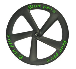 Bola Pro five spoke carbon bike wheel,Two Year Warranty for road or track