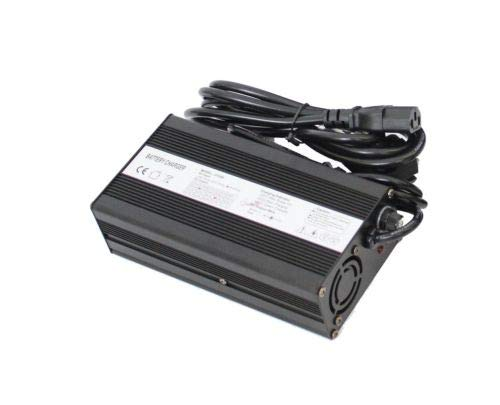 HalloMotor Ebike 58.8V for 14 Series 51.8V Li-ion Lithium Polymer Battery use 5A or 10A Fast Charger Fast Charger for Li-ion Lithium Polymer Battery (Output Current: 10A, B: Cannon Plug (1+,3-))