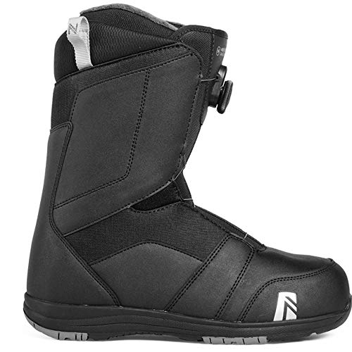 Nidecker Ranger Men's Snowboard Boot Size 8.5 (Black)