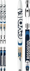 Rossignol Evo XC 65 IFP XC Skis w/Control Step in Bindings Mens Sz 185cm