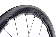 Load image into Gallery viewer, Zipp 454 Nsw Carbon Clincher Rear 24 Spokes Impress Graphics: Black 700c Sram