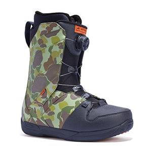 Ride Men's Anthem: Snowboard Boots (Camo, 9.5)
