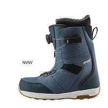 Load image into Gallery viewer, Flux Bindings GTO-Boa Mens Snowboard Boots 2017/18 Model, Navy, 5