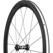 Load image into Gallery viewer, Zipp 303 Firecrest Carbon Clincher Road Wheel Black, Rear, Campagnolo