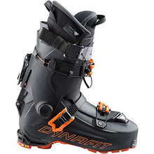 Load image into Gallery viewer, Dynafit Hoji Pro Tour Skitouring Boots - Asphalt/Fluorescent Orange 29.5