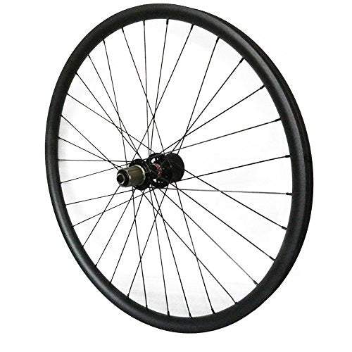 Hulk-sports Tubeless Carbon Mountain Bicycle Wheelset With Novatec?Disc?Hub?D711/D722 MTB Bike Carbon Wheels UD Matte