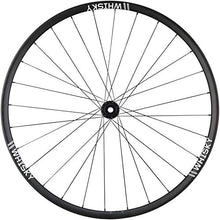 Load image into Gallery viewer, WHISKY - No.9 30w Carbon Fiber 29 Inch Tubeless Mountain or Gravel Bike Front Wheel - 15mm x 100mm Thru Axle, Centerlock Disc Brake