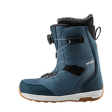 Load image into Gallery viewer, Flux Bindings GTO-Boa Mens Snowboard Boots 2017/18 Model, Navy, 8.5