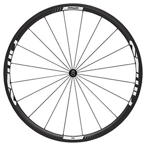 FFWD Wheels | F3R FCC DT350 | 30mm Tubeless Carbon Clincher Wheel Set DT Swiss DT350 11 Speed White
