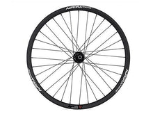 Load image into Gallery viewer, AURORA RACING 29er Cyclocross MTB Carbon Clincher Tubeless Wheelset Disc Brake 23mm Depth 27mm Width 28 Holes Rim (Shimano 10/11 Speeds, 100/142mm Thru Axle 32Holes)