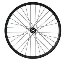"Load image into Gallery viewer, Hulk-sports 29"" Disc Brake Mountain Bike Wheelset Tubeless MTB Bicycle Carbon Wheels Hookless 32 Holes UD Matte Quick Release Wheelset"