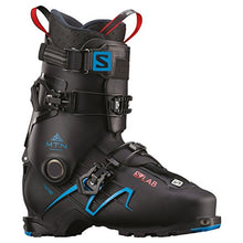 Load image into Gallery viewer, SALOMON S-Lab MTN Alpine Touring Boots - 29.5/Black-Transcend Blue