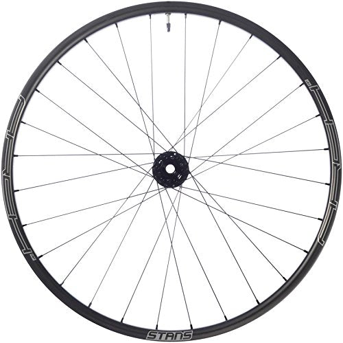 Stans-No Tubes Arch CB7 Front Wheel: 28h Carbon 29 15 x 100mm