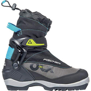 Fischer Offtrack 5 BC My Style Touring Boot - Women's Black/Silver/Blue, 41.0