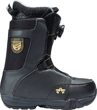 Load image into Gallery viewer, Rome Snowboards Women's Sentry Boa Snowboard Boots, Black, Size 8.5