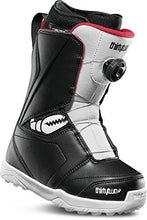 Load image into Gallery viewer, ThirtyTwo Lashed Crab Grab Boa '18 Snowboard Boots, Black Raw, 2C