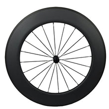 Load image into Gallery viewer, Yuanan DT Swiss 350S Series 88mm Carbon Wheel 700C Clincher Tubular Tubeless Wheelset For Triathlon Wheel or Time Track Bike
