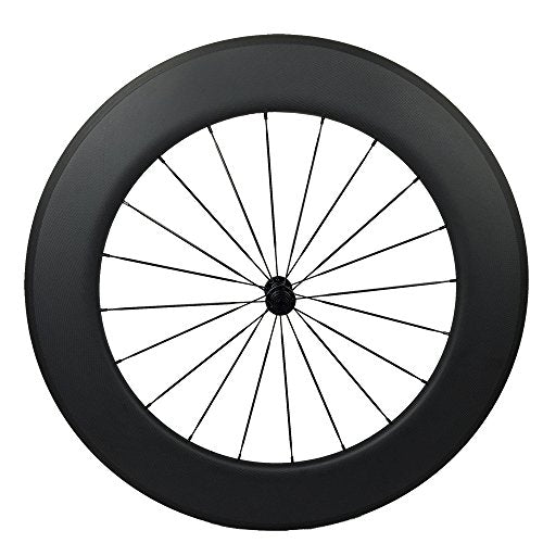 Yuanan DT Swiss 350S Series 88mm Carbon Wheel 700C Clincher Tubular Tubeless Wheelset For Triathlon Wheel or Time Track Bike