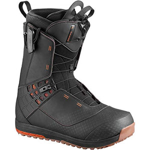 Salomon Snowboards Dialogue Wide Snowboard Boot - Men's Black/Camo, 9.0