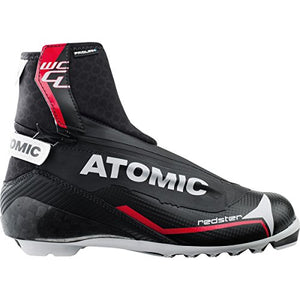 Atomic Redster Worldcup Classic Boot Black/White/Red, 10.5
