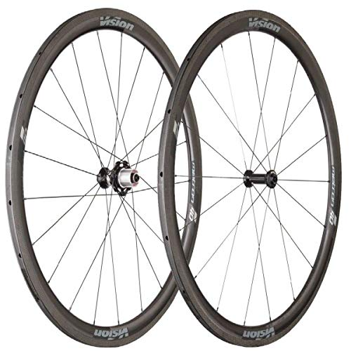 FSA Vision METRON 40 SL Tubular Bicycle Wheelset - 710-0008191038