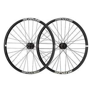 Spank Spike Race 33 XD Wheelset - 29 in 150/157mm - Black - C08R331322XASPK