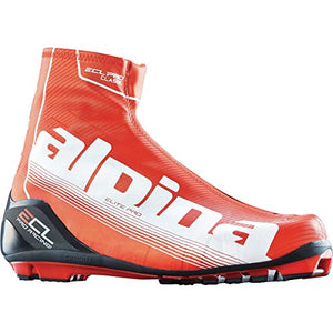Alpina ECL Pro WC Classic Boots - 45 - Red