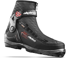 Load image into Gallery viewer, Alpina Sports Outlander Backcountry Ski Boots, Black/Orange/White, Euro 42