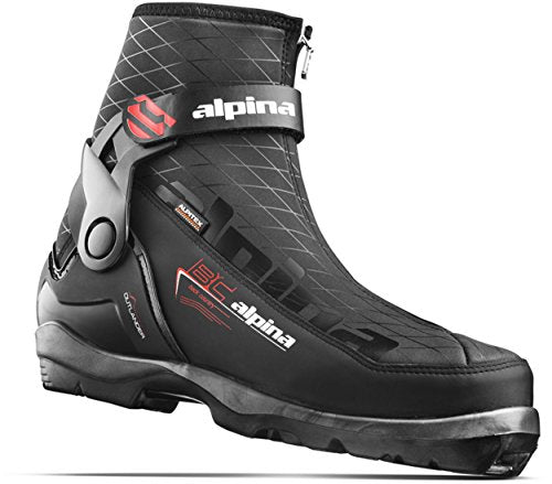 Alpina Sports Outlander Backcountry Ski Boots, Euro 38, Black/Orange/White