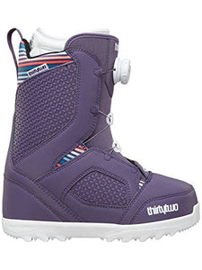 Thirty Two STW Boa Snowboard Boot 2018 - Women's Purple 5