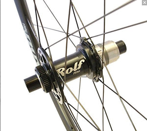 Rolf Prima Vigor Disc 142mm Rear Wheel Centerlock Shimano 10/11 Speed (Rear)