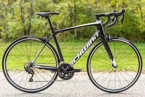 Schwinn Fastback Carbon 105 Performance Road Bike for Advanced to Expert Riders, Featuring 54cm/Large Lightweight Carbon Fiber Frame