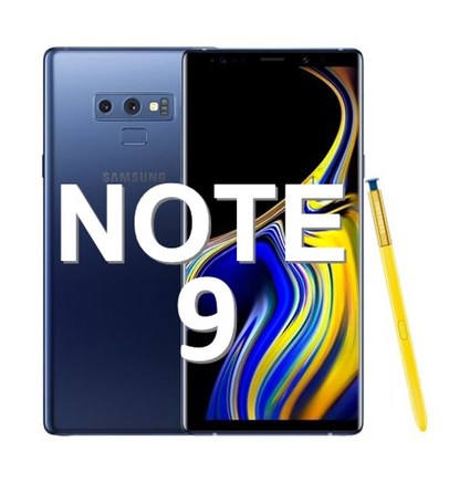 GALAXY NOTE 9 - NANO SPACE