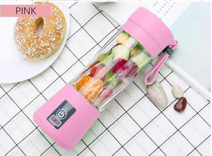 Portable Juice cup & USB Rechargeable
