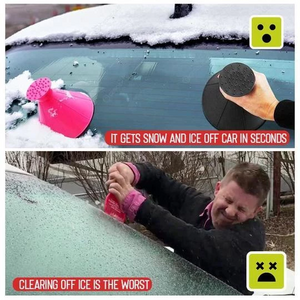 HOT SALE🔥Magical Car Ice Scraper-60%OFF