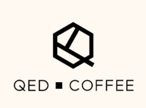 "QED is a Latin phrase used at the end of mathematical proofs meaning ""that which was to be proven"". It signifies the conclusion of a specific intention – saying, 'I have achieved what I set out to do and I am ready to share it with the world.' Through meticulous roasting and tasting, we are proud to showcase only the finest coffees. Each coffee has its own unique identity, and we are here to share it with you. Coffee. Proven. QED."