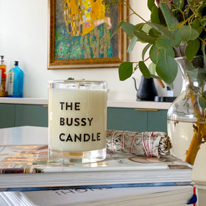 The Bussy Candle - The Gay Bar Shop