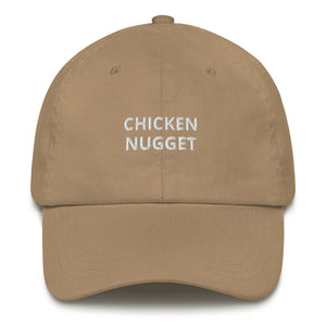 Chicken Nugget Dad Hat - The Gay Bar Shop