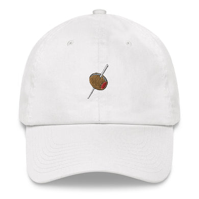Olive Dad Hat - The Gay Bar Shop