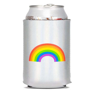 Rainbow Koozie - The Gay Bar Shop